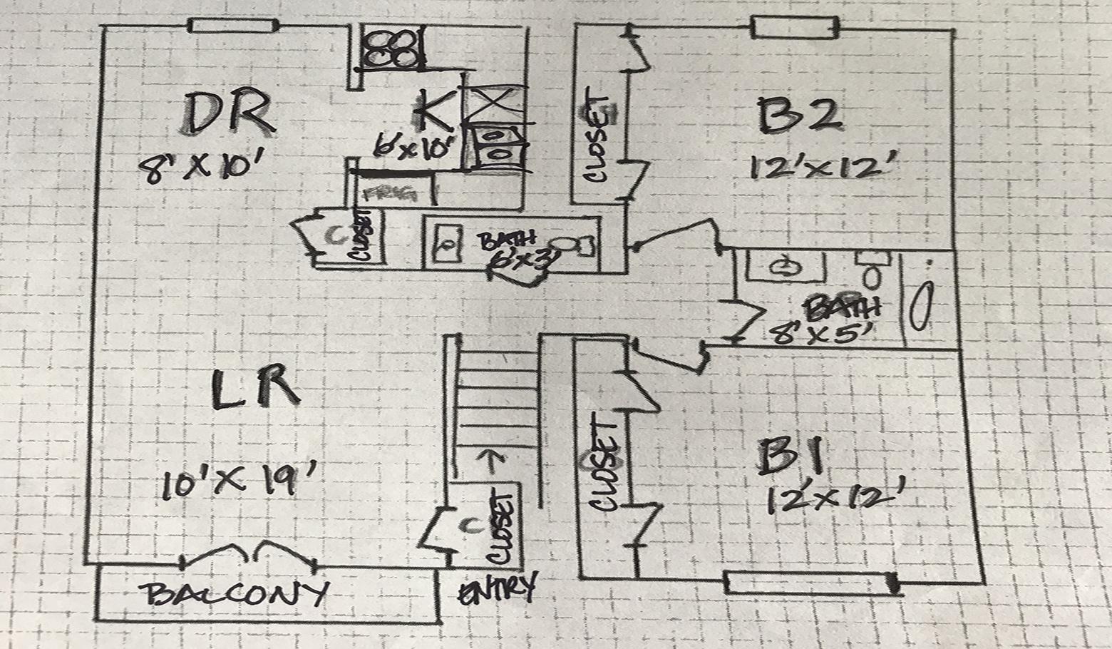Floorplan-Before